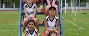 SCC Rugby Academy Touch U14