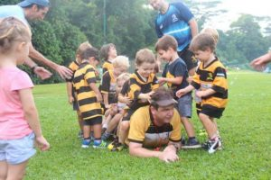 SCC Rugby U4