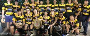 SCC Rugby Academy U1617