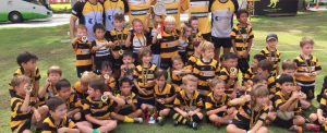 SCC Rugby Academy U7