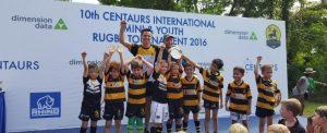 SCC Rugby Academy U8