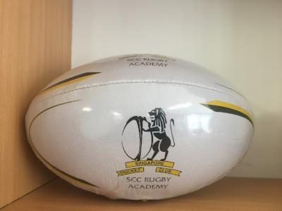 SCC Rugby Academy Supporter Ball