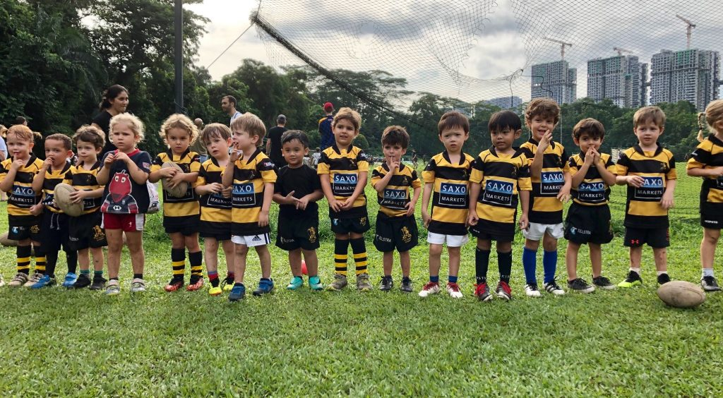 SCC Rugby Academy Toddler Rugby