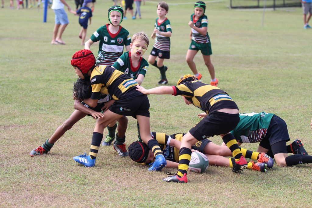 SCC Rugby Academy U9 Against KL Tigers