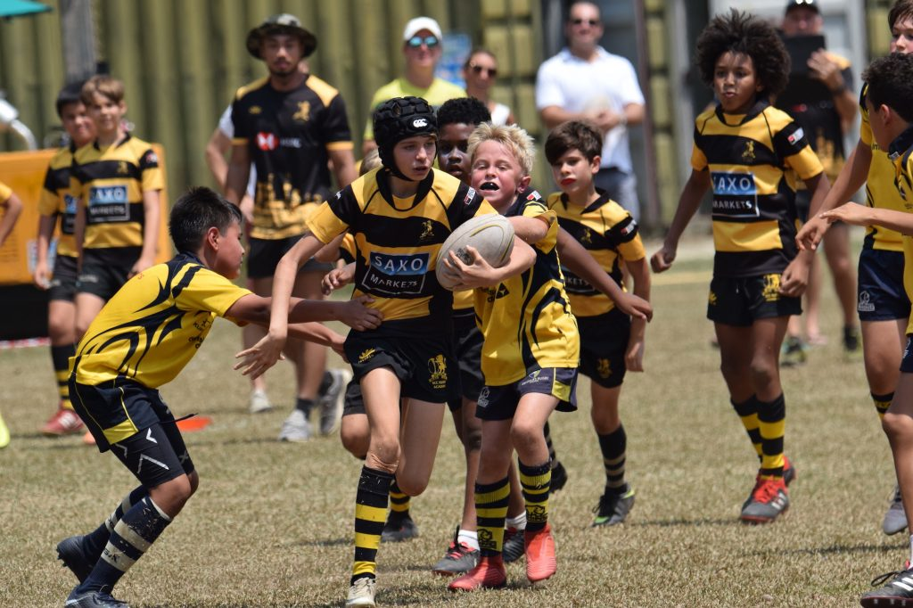 SCC Rugby Academy Girls Contact Rugby Girls 02