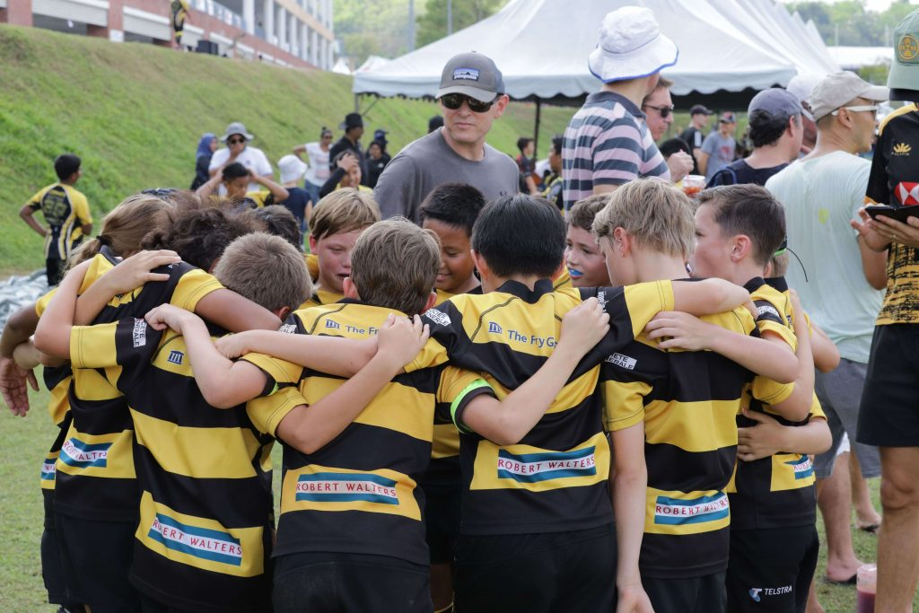 SCC Rugby Academy U11 KL Tigers Tour Motivation