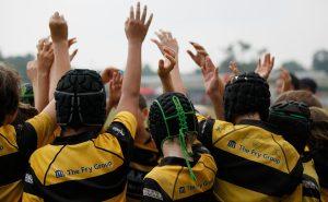SCC Rugby Academy Team Spirit