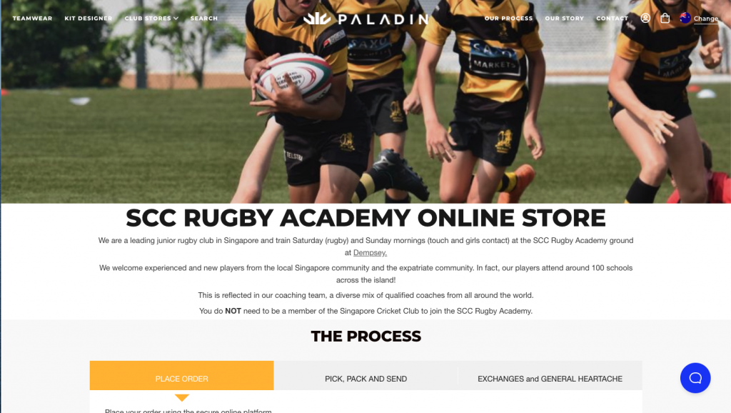 scc rugby academy online shop